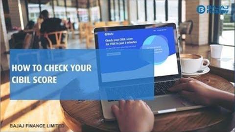 How to check your CIBIL Score | Bajaj Finserv