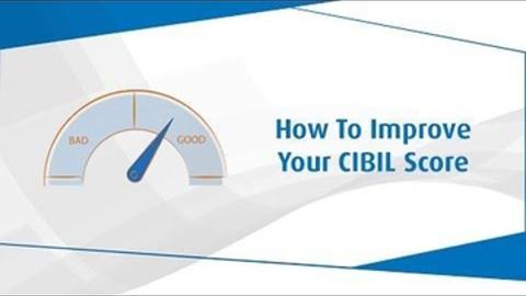 Improve CIBIL Score - 7 Steps to Improve your CIBIL score | Bajaj Finserv