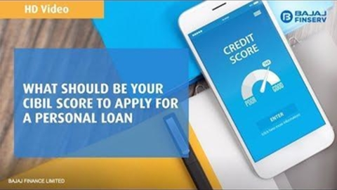 Your CIBIL score and your personal loan