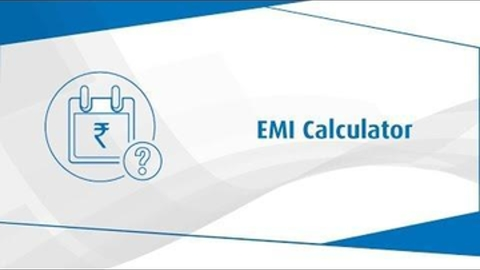 EMI Calculator for Personal Loan | features and benefits